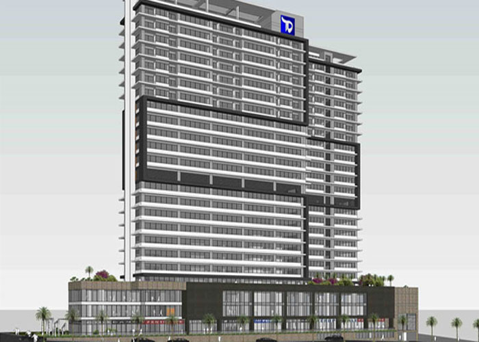 BGC   DusitD2 Hotel/School [24F mix u/c] - SkyscraperCity